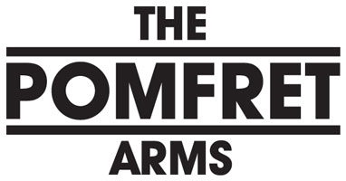 The Pomfret Arms logo